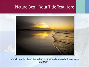 Greek Coast PowerPoint Template - Slide 15