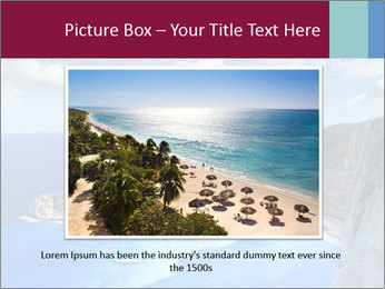Greek Coast PowerPoint Template - Slide 16