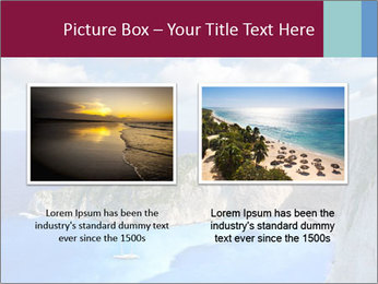 Greek Coast PowerPoint Template - Slide 18
