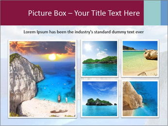 Greek Coast PowerPoint Template - Slide 19