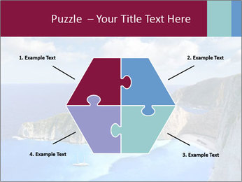 Greek Coast PowerPoint Template - Slide 40