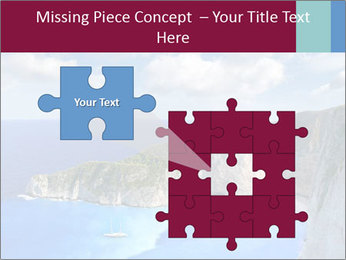 Greek Coast PowerPoint Template - Slide 45