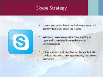 Greek Coast PowerPoint Template - Slide 8