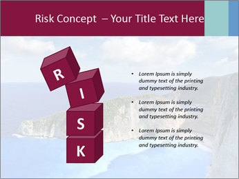 Greek Coast PowerPoint Template - Slide 81