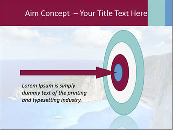 Greek Coast PowerPoint Template - Slide 83