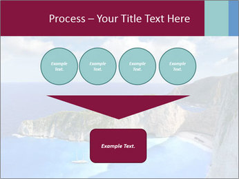 Greek Coast PowerPoint Template - Slide 93