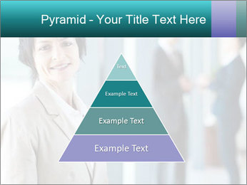 Confident Businesswoman PowerPoint Template - Slide 30
