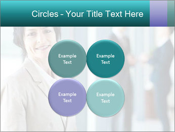 Confident Businesswoman PowerPoint Template - Slide 38