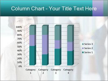 Confident Businesswoman PowerPoint Template - Slide 50