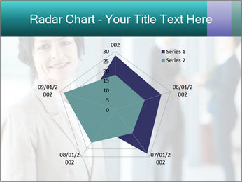 Confident Businesswoman PowerPoint Template - Slide 51