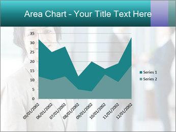 Confident Businesswoman PowerPoint Template - Slide 53