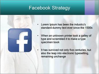 Confident Businesswoman PowerPoint Template - Slide 6