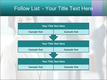 Confident Businesswoman PowerPoint Template - Slide 60