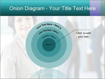 Confident Businesswoman PowerPoint Template - Slide 61