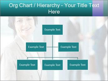 Confident Businesswoman PowerPoint Template - Slide 66