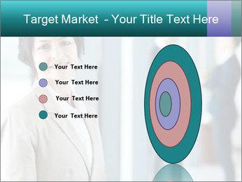 Confident Businesswoman PowerPoint Template - Slide 84