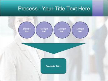 Confident Businesswoman PowerPoint Template - Slide 93