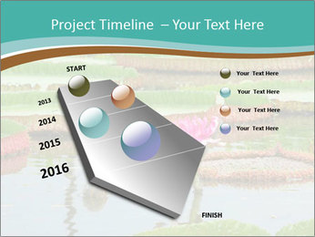 Waterlily PowerPoint Template - Slide 26