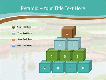 Waterlily PowerPoint Templates - Slide 31