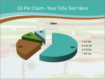 Waterlily PowerPoint Template - Slide 35