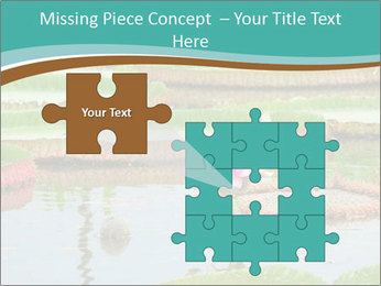 Waterlily PowerPoint Template - Slide 45