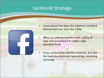 Waterlily PowerPoint Template - Slide 6