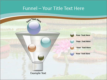 Waterlily PowerPoint Template - Slide 63
