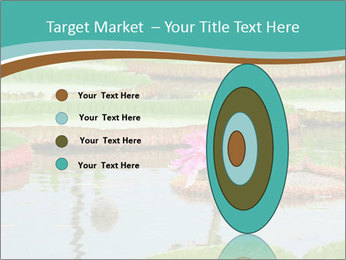 Waterlily PowerPoint Template - Slide 84