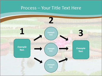Waterlily PowerPoint Template - Slide 92