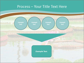 Waterlily PowerPoint Template - Slide 93