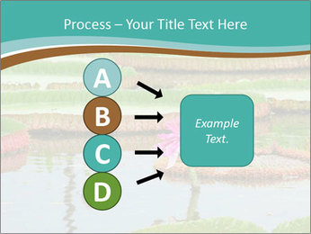 Waterlily PowerPoint Template - Slide 94