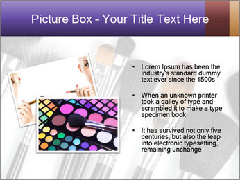 Brushes For Makeup PowerPoint Template - Slide 20