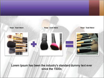 Brushes For Makeup PowerPoint Templates - Slide 22