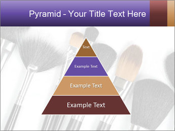 Brushes For Makeup PowerPoint Templates - Slide 30