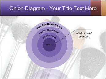 Brushes For Makeup PowerPoint Templates - Slide 61