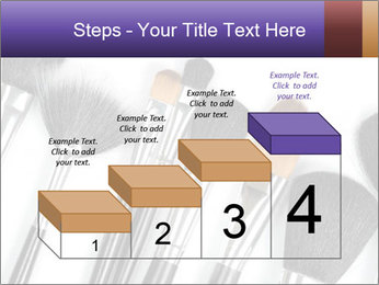 Brushes For Makeup PowerPoint Templates - Slide 64
