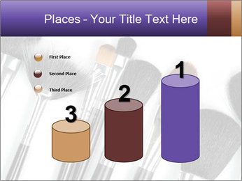 Brushes For Makeup PowerPoint Templates - Slide 65