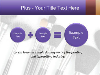 Brushes For Makeup PowerPoint Templates - Slide 75