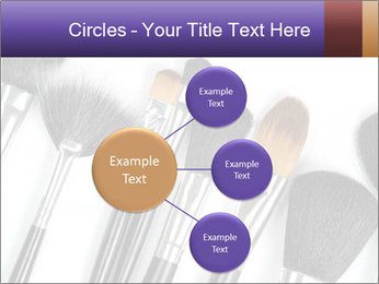 Brushes For Makeup PowerPoint Template - Slide 79