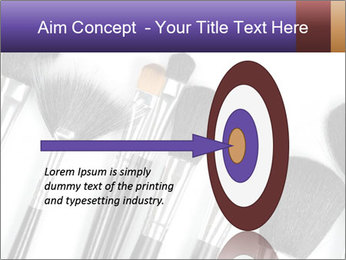 Brushes For Makeup PowerPoint Templates - Slide 83