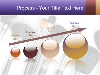 Brushes For Makeup PowerPoint Templates - Slide 87