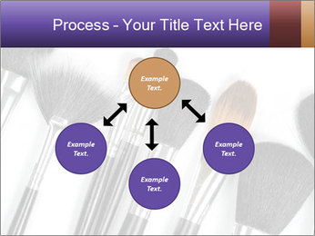 Brushes For Makeup PowerPoint Template - Slide 91