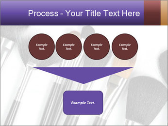 Brushes For Makeup PowerPoint Templates - Slide 93