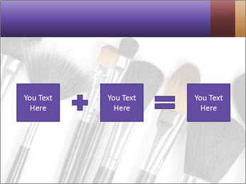 Brushes For Makeup PowerPoint Template - Slide 95