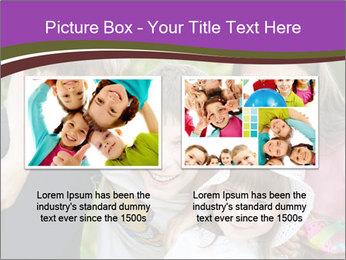 Four Children PowerPoint Template - Slide 18