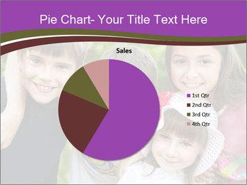 Four Children PowerPoint Template - Slide 36