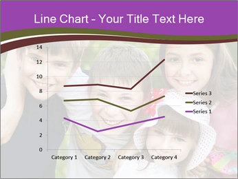 Four Children PowerPoint Template - Slide 54