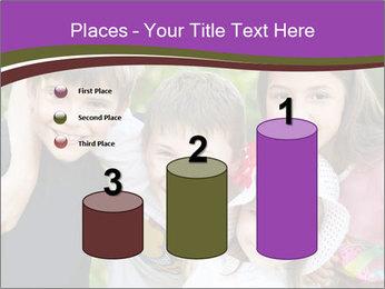 Four Children PowerPoint Template - Slide 65