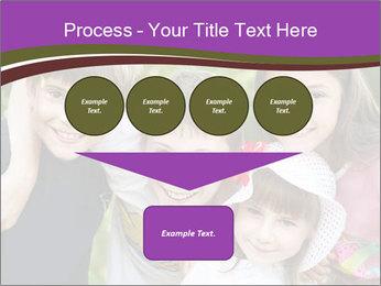 Four Children PowerPoint Template - Slide 93