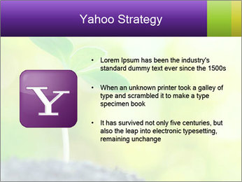 Green Vitality PowerPoint Template - Slide 11